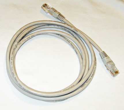Straight RJ45 Cable
