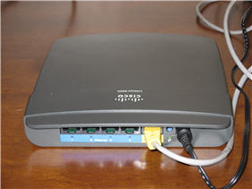 cisco wireless router